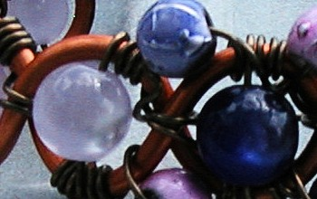 Wire-Bead-Cuff-Bracelet