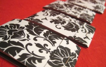 Damask-Matchbook-Notepad-Set