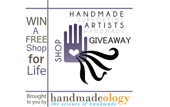 Handmadeology HA Giveaway!