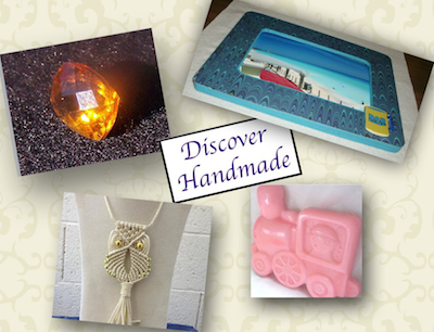 Discover Handmade MAy 30
