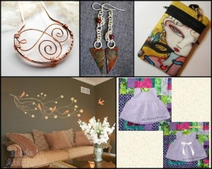 Discover Handmade August 1