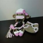 Sock Monkey by mharristx