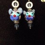 lampwork beads by Coolbeadgirl