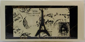 paris travel wallet