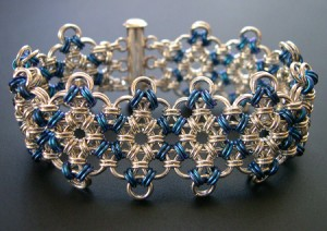 Japanese Chainmaille Bracelet