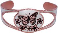 Unique Handcrafted Jewelry, Handmade Bracelets, Nature Jewelry Butterfly Bracelets