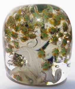 Handmade Lampwork Tree Bead Giveaway!