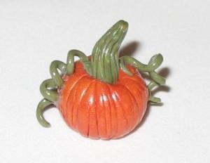 Finished Handmade Pumpkin