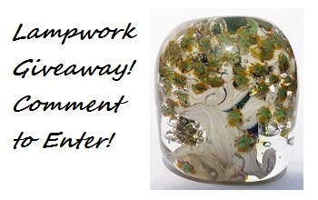 Lampwork Giveaway