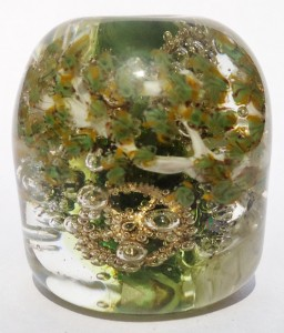 Lampwork Giveaway on Handmade Artists