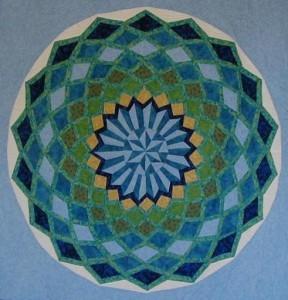 Medallion Handmade Quilt