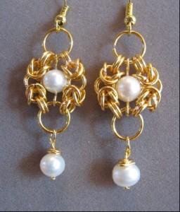 Romanov Earrings