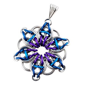Celtic Star Pendant