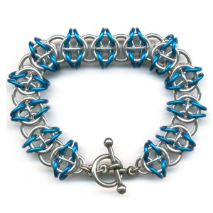 Celtic Visions Chainmaille Bracelet