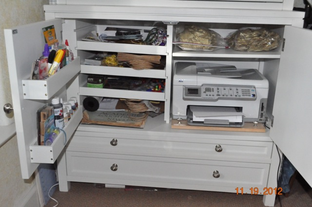 Craft Cabinet Lower All