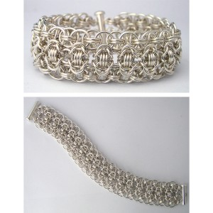 Rondo Chainmaille Bracelet