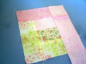 Layered Quilt Patch