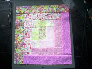 Handmade Quilt Patch