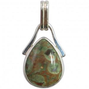 Sterling Silver Handmade Pendant
