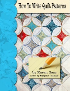 How to write Quilt Patterns