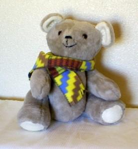 Fuzzy Handmade Teddy Bear