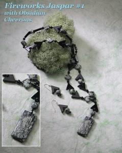 Fireworks Jaspar, astrphylite, Jaspar Jewelry