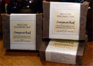 spice cake soap