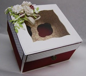 cake box tutorial