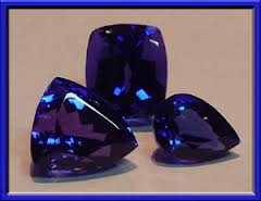 Tanzanite Faceted