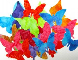 Handmade Butterflies
