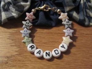 Handmade Name Bracelet