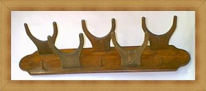 Western Hat Rack by CowboyPalace
