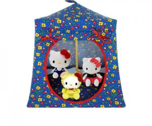 pop up doll tent handmade