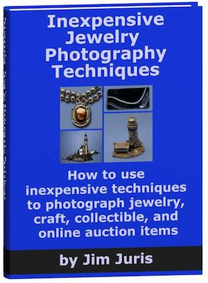 Inexpensive Jewelry Photography Techniques Ebook In PDF Format by Jim Juris