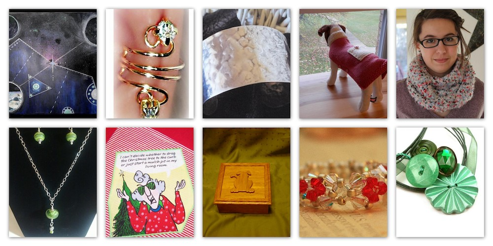 Discover Handmade Gifts pt. 6 December 20