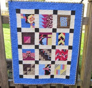 Handmade Quilt by Hartford avenue