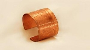 Unique Copper Bracelet by batyas