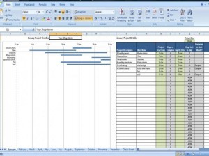 project plan worksheet