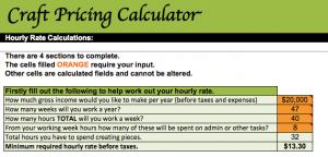 hourly rate calculator