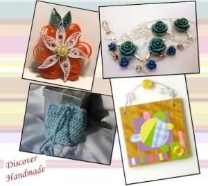 Discover Handmade June 20