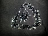 Black and White Cha Cha Set