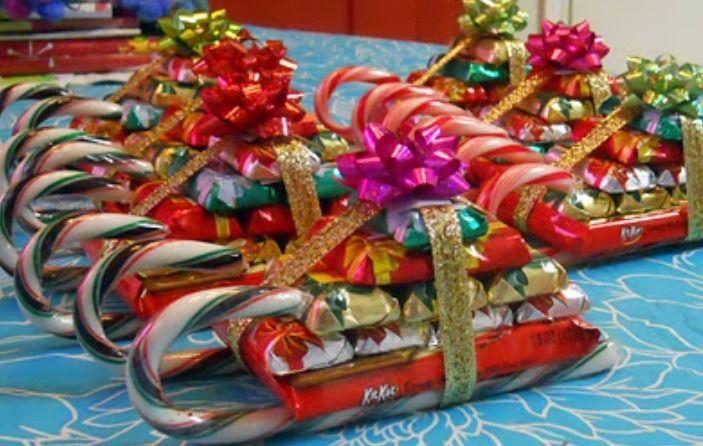 Оригинальные подарки на новый год своими руками