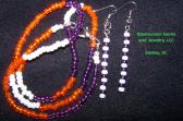 Necklace and Earring Set 1009