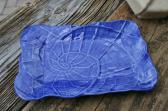 Nautilus shell soap dish