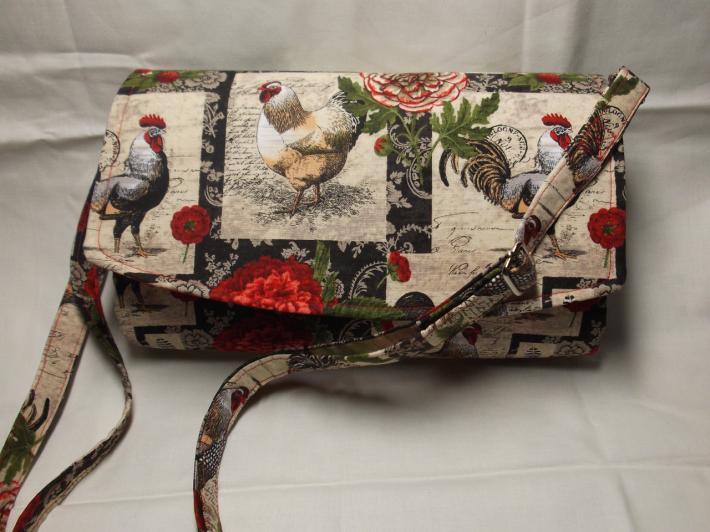Glenda Bag or Clutch
