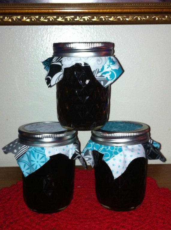 Homemade Spiced Vanilla Syrup