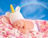 baby unicorn photo prop FREE SHIPPING