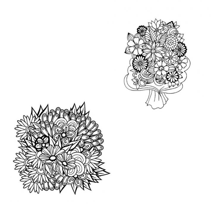 Adult Coloring Pages Set 4