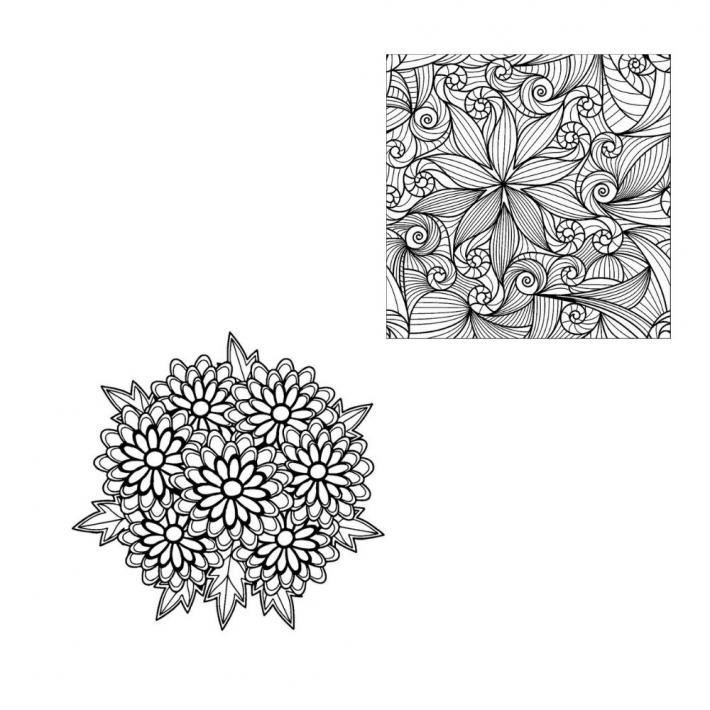 Adult Coloring Pages Set 5