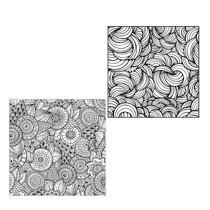 Adult Coloring Pages Set 14